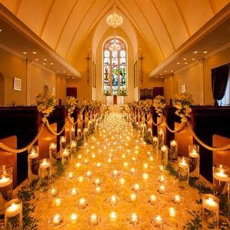 独立型大聖堂【St.marry church】