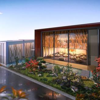 モダンな邸宅を1組貸切りにして、水・緑・空がもたらす寛ぎでゲストをおもてなしできる新たなウエディングの部隊が誕生。