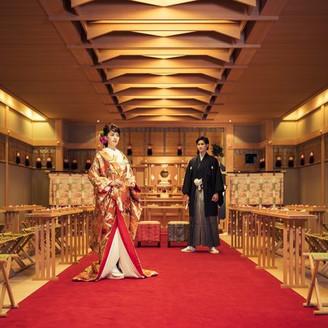 日本の古式ゆかしい伝統的なスタイル