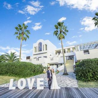 3階建てのリゾート風貸切邸宅でおふたりとゲストだけの特別な結婚式を