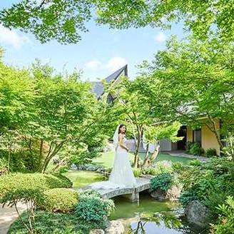 四季薫る庭園で美食と寛ぎを贈る贅沢な一日を!