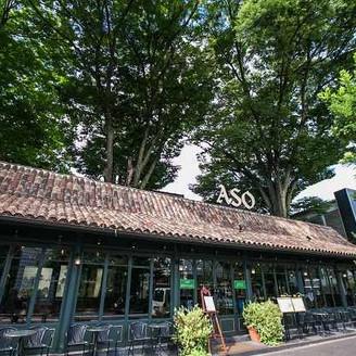 旧山手通りに佇むカフェ ミケランジェロでお出迎え