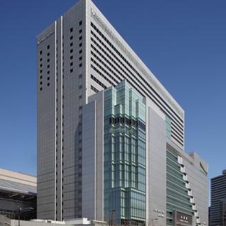 利便性の高いホテルです。
