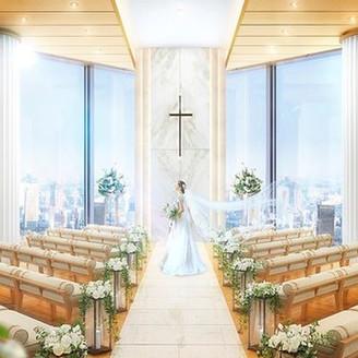 新チャペルがまもなく誕生♪地上110mの高さから東京の絶景ビューをぜひご覧ください