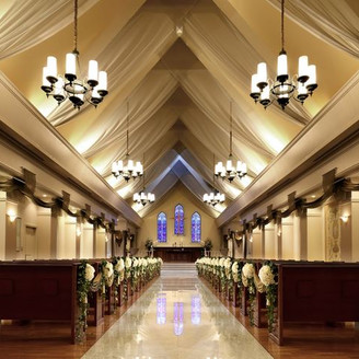 東海最大級の大聖堂