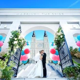 """大聖堂と大階段が青空に映える「ウエディングの聖地」から""""新スタイルWedding""""始動"""