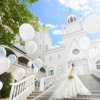 親世代からたくさんの花嫁を魅了する大聖堂