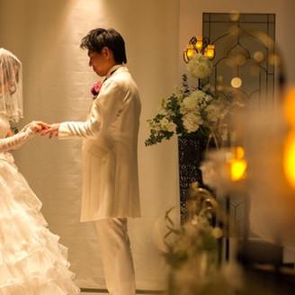 大人気のキャンドル式はとってもロマンチック☆