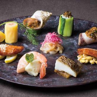 婚礼料理はヌーベルシノワテイストの中国料理。