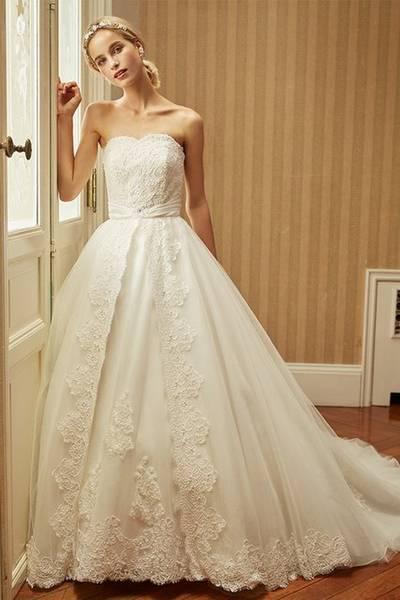 人気ランキング 第5位 WEDDING DRESS 004