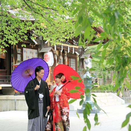 和装 番傘