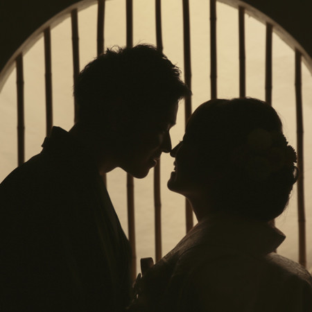 和装前撮り 和装 diy 結婚式 白無垢 花嫁diy フォトウェディング プレ花嫁 weddingphoto
