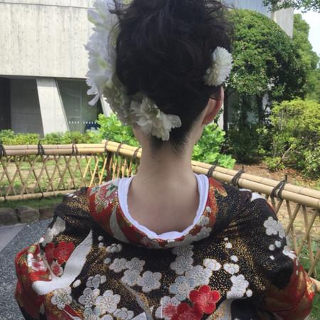 和装 ロケーション 色打掛 庭園 スタジオ 白無垢 紋付袴