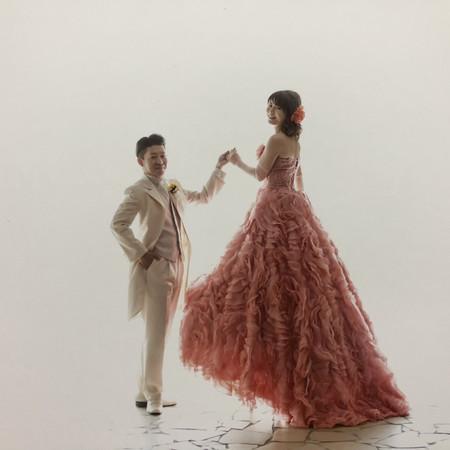 スタジオ ドレス カラードレス タキシード 和装 紋付袴 色打掛