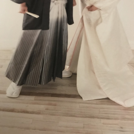 和装 スタジオ 白無垢 紋付袴