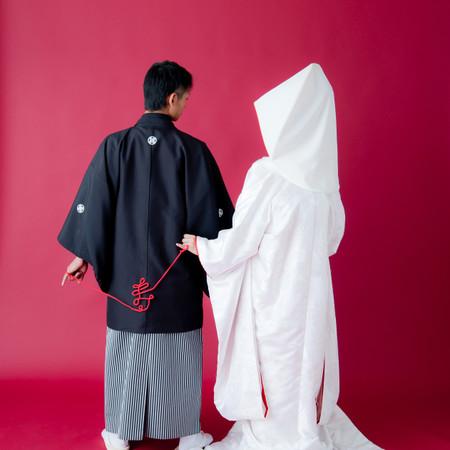 スタジオ 白無垢 寿 和装 紋付袴