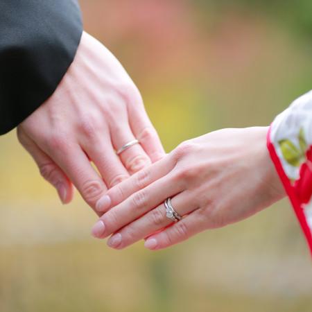 指輪 和装 ロケーション