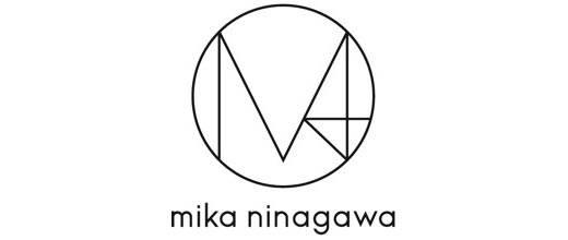 M / mika ninagawa logo