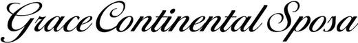 GRACE CONTINENTAL SPOSA logo