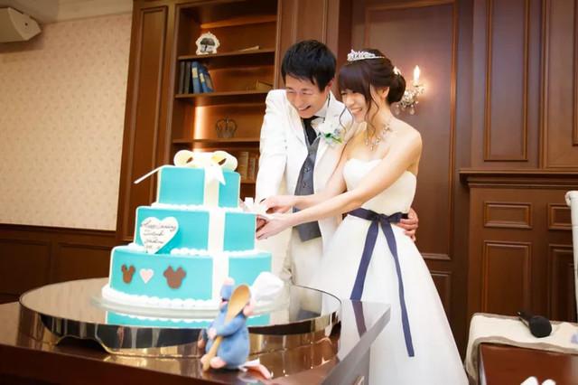 watch cde9d ec3fd ティファニーボックスをイメージした... - 結婚式準備レポ ...
