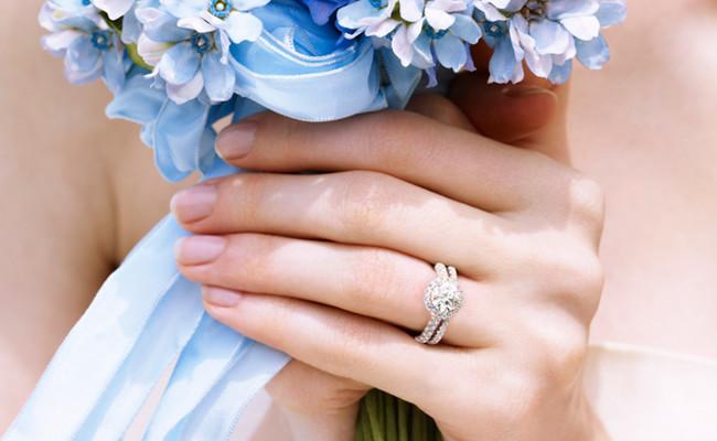 すべての花嫁にダイヤモンドを