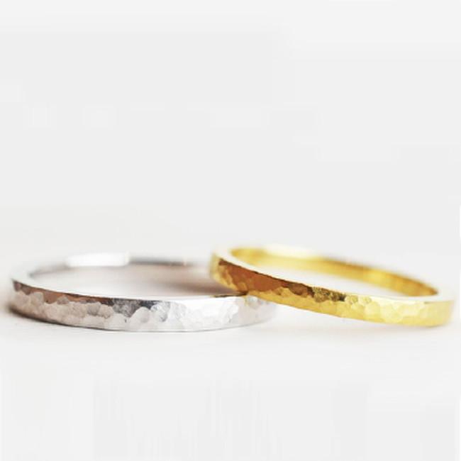 日帰りコース/手作り結婚指輪