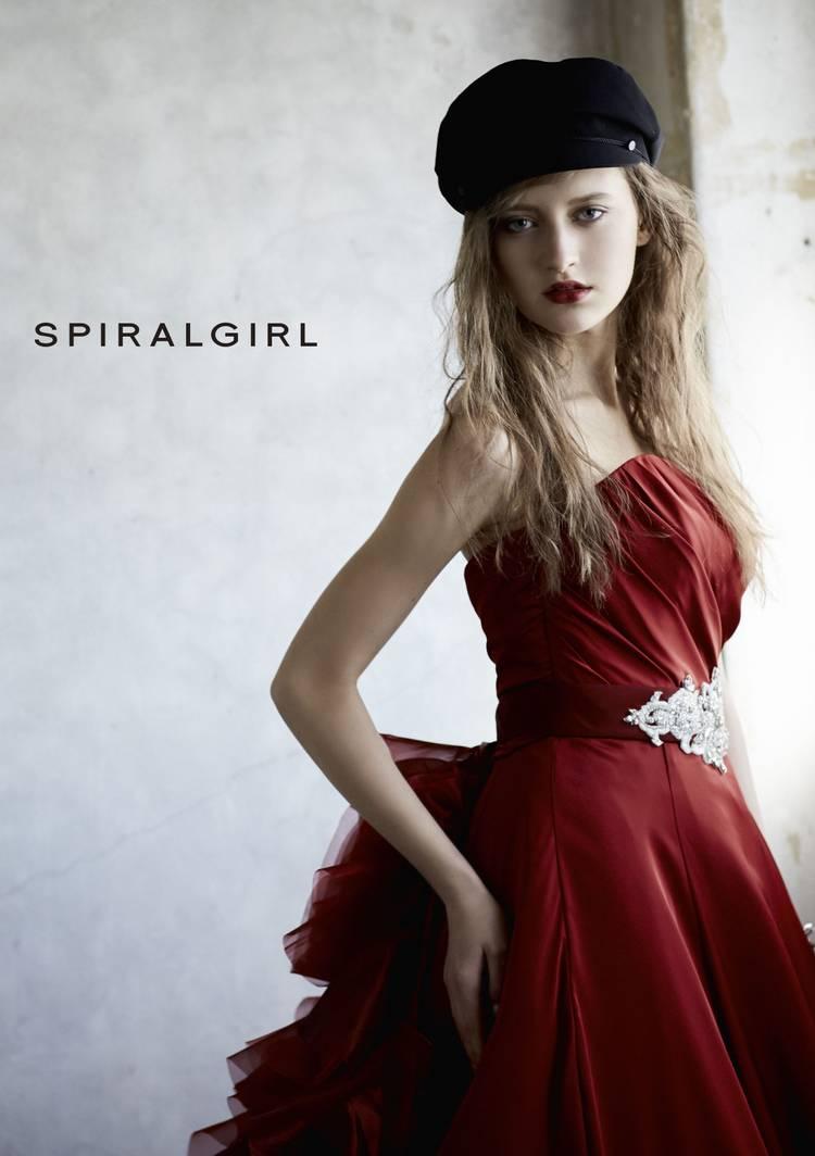 SPIRALGIRL logo