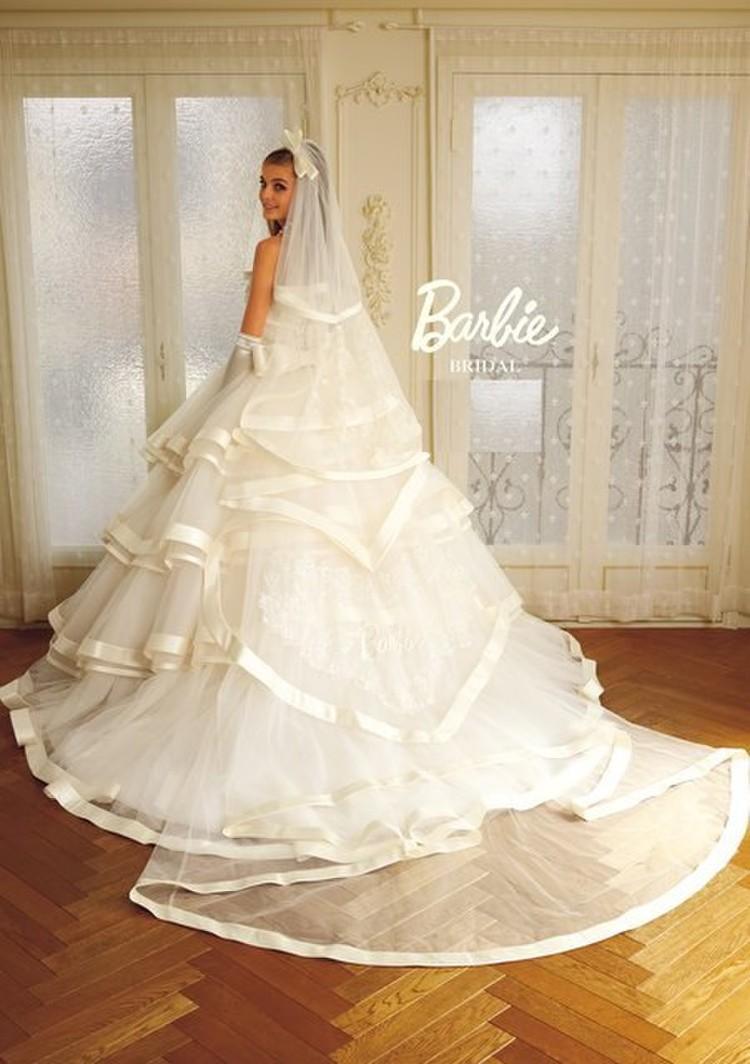 Barbie BRIDAL(バ-ビ-ブライダル) NO.50074 2枚目