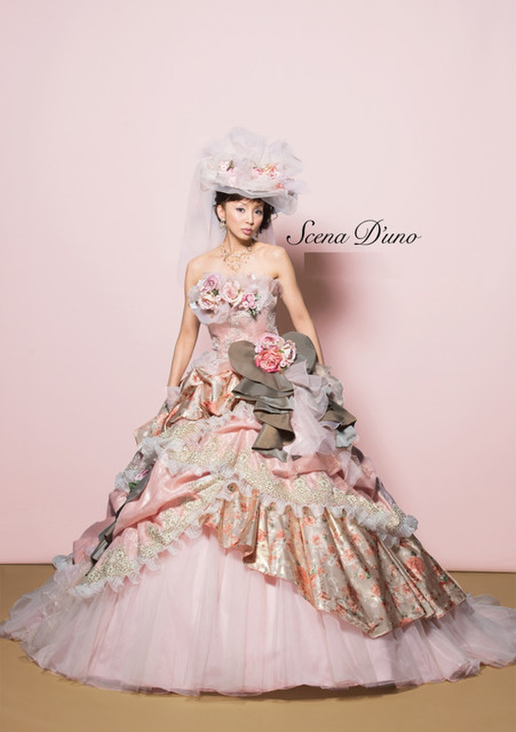 Scena D'uno(神田うのドレス) 1枚目