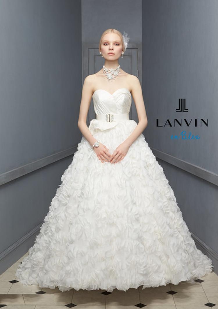 LANVIN en Bleu NO.20056 1枚目