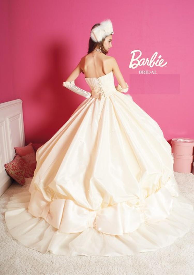 Barbie BRIDAL(バ-ビ-ブライダル)NO.50096 2枚目