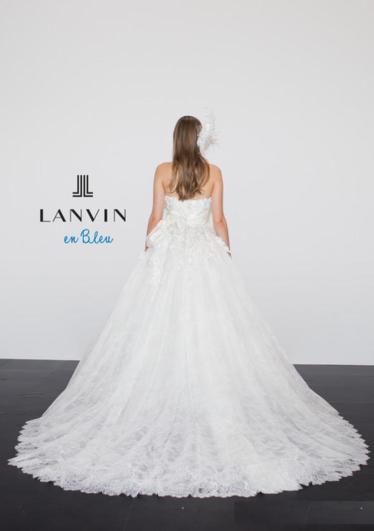 LANVIN en Bleu NO.20402 2枚目