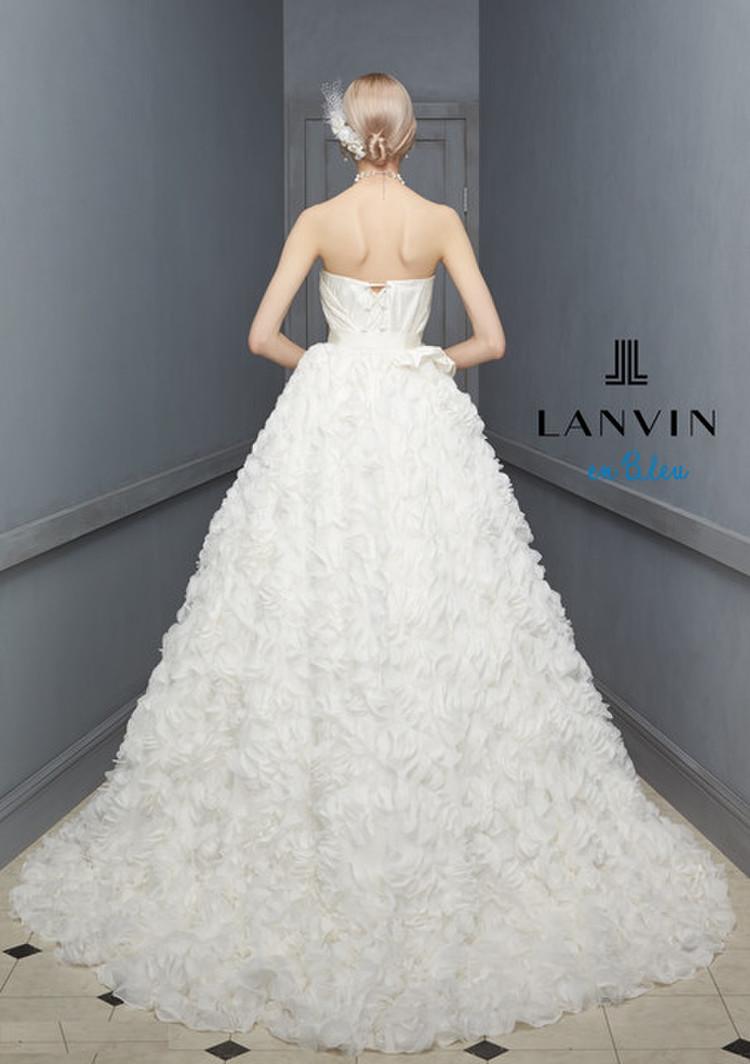 LANVIN en Bleu NO.20056 2枚目
