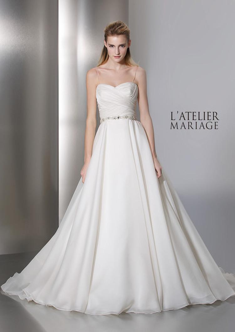 L'ATELIER MARIAGE WHB055 3枚目
