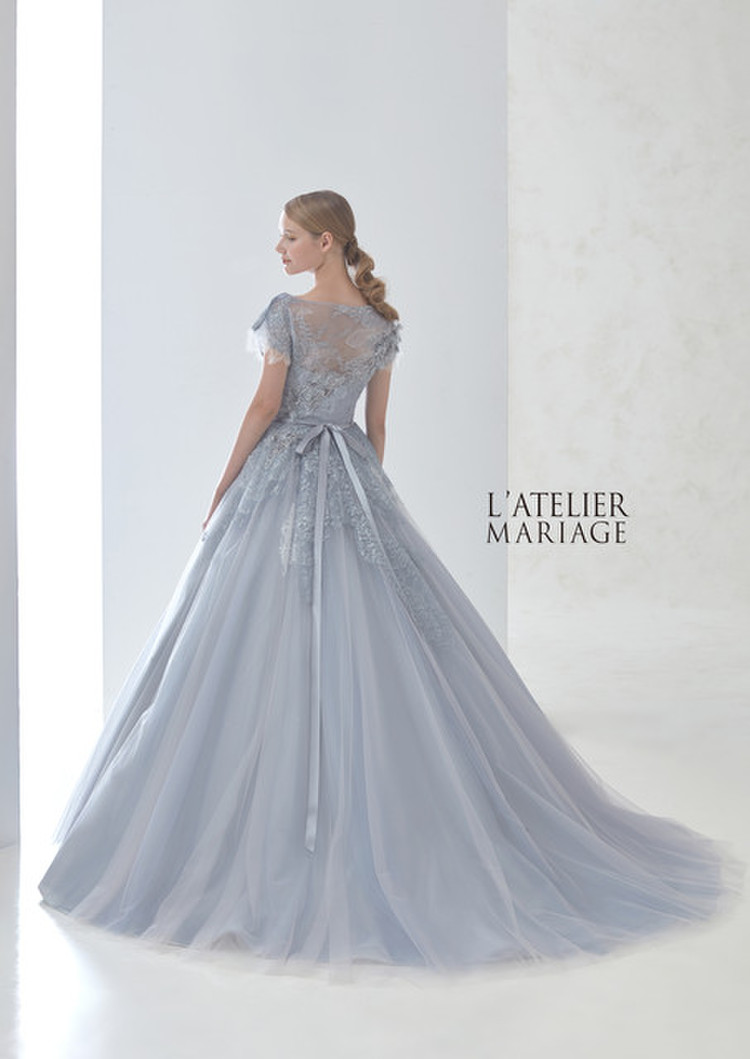 L'ATELIER MARIAGE EHX018 2枚目