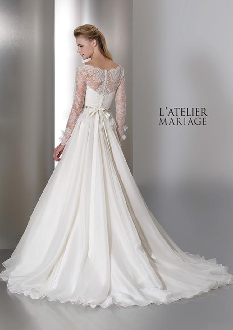 L'ATELIER MARIAGE WHB055 2枚目