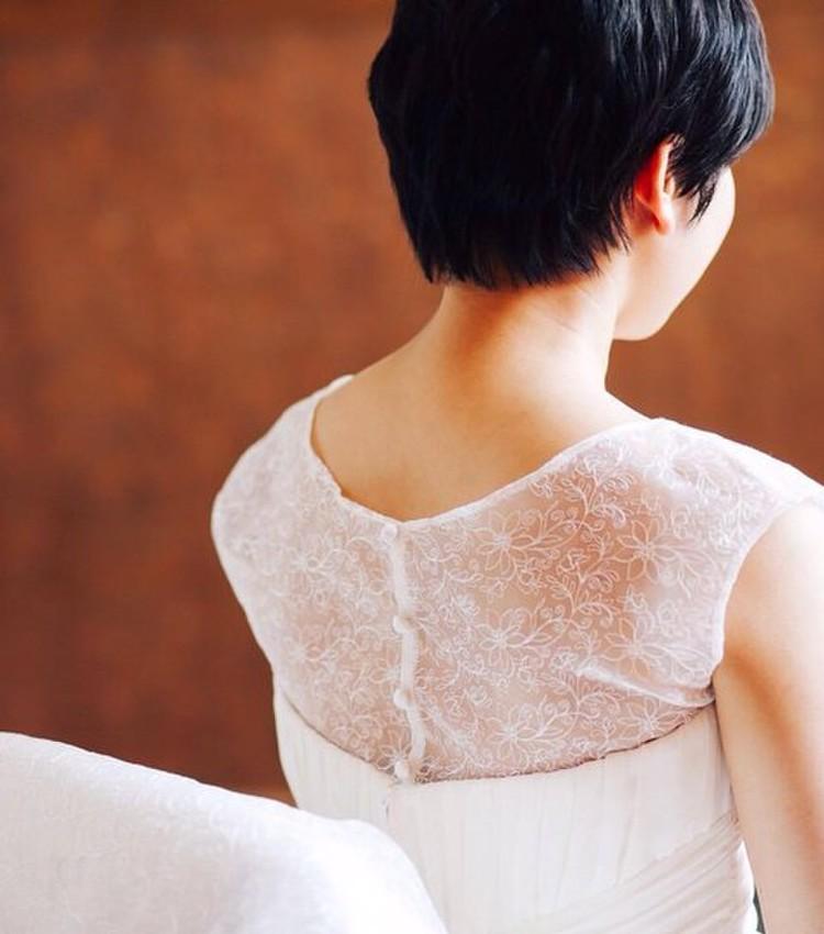 1.5着ウェディングドレス 2枚目