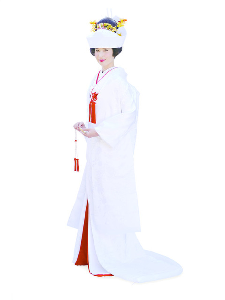 手刺繍 翔鶴繍麗 2枚目