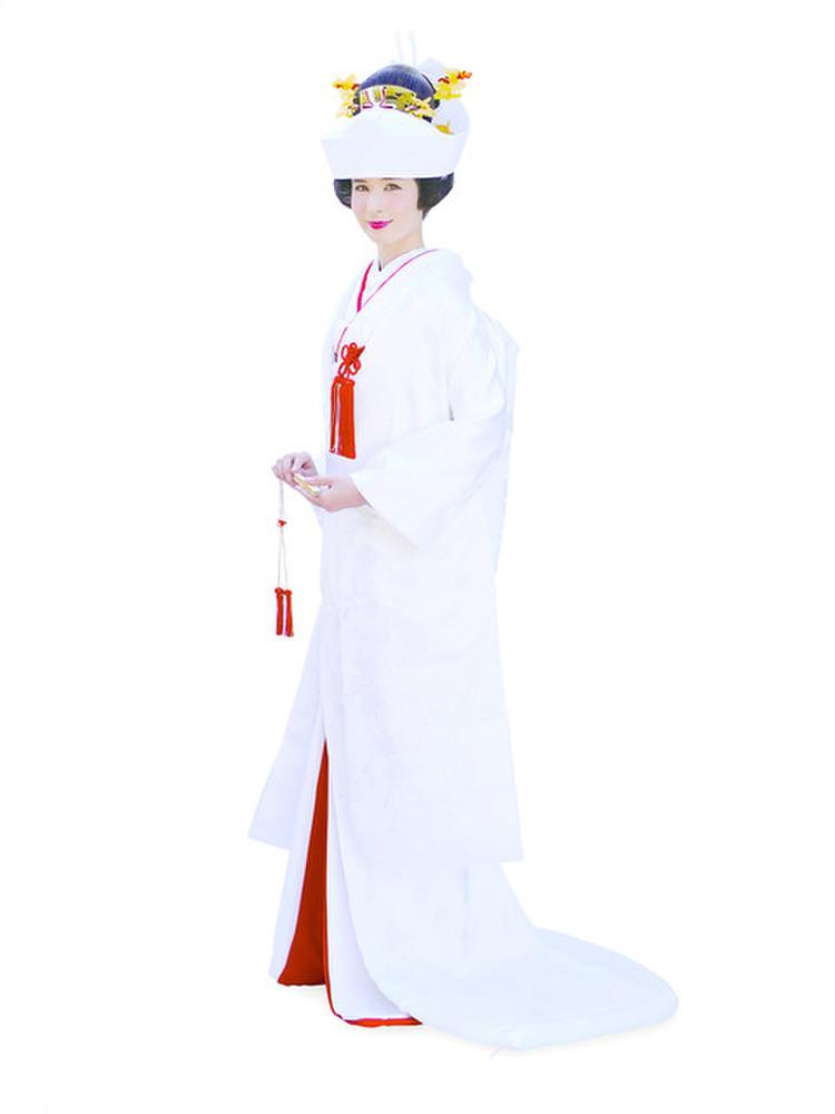 手刺繍 翔鶴繍麗 1枚目