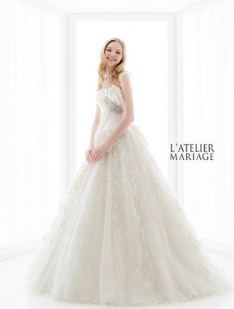 L'ATELIER MARIAGE(ラトリエ・マリアージュ) WHH019 1枚目