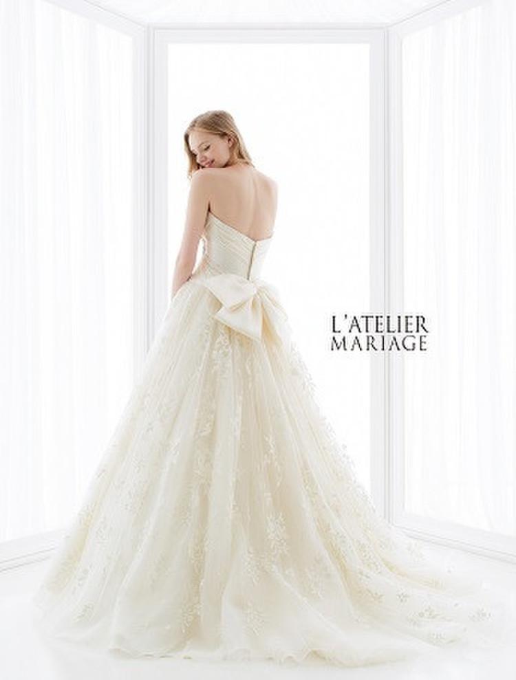 L'ATELIER MARIAGE(ラトリエ・マリアージュ) WHH019 2枚目
