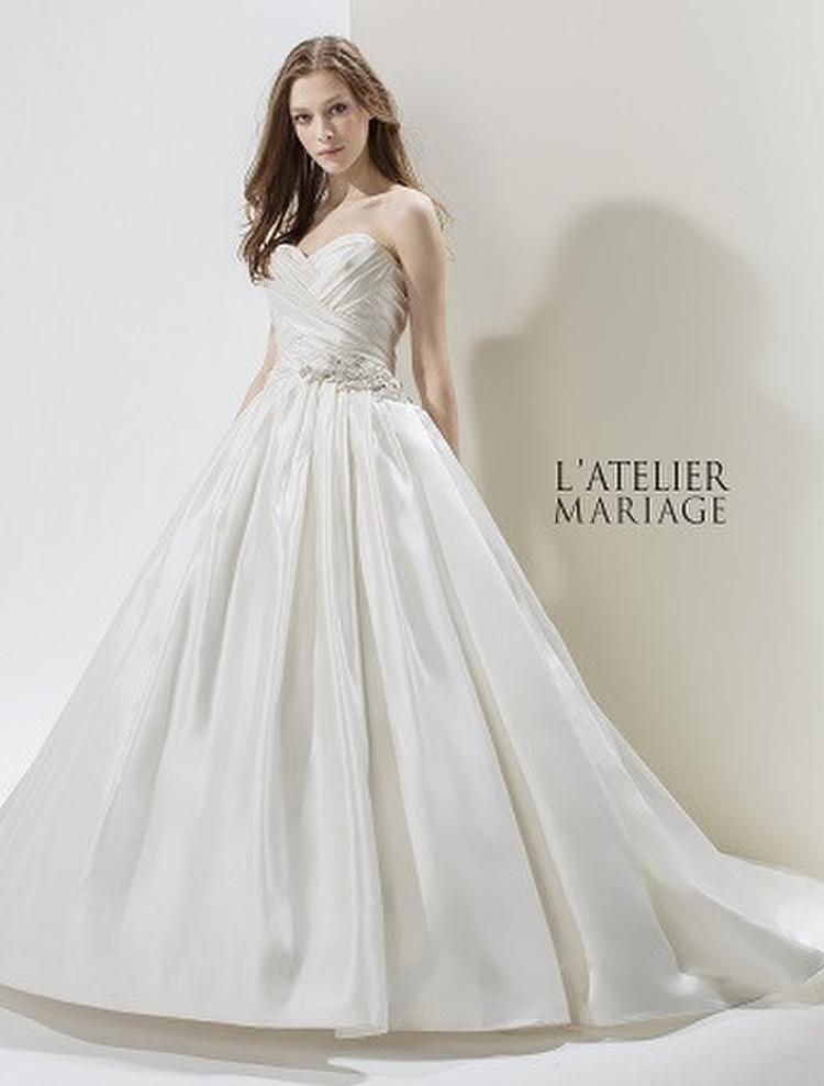 L'ATELIER MARIAGE(ラトリエ・マリアージュ) WHE020 1枚目