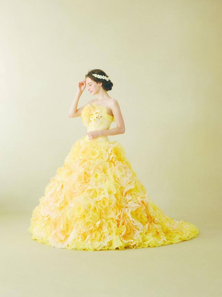 Yellow Latte イエロー・ラテ 1枚目