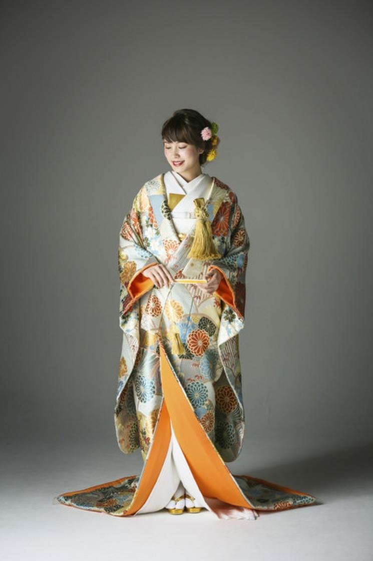 菊花青海紋 1枚目