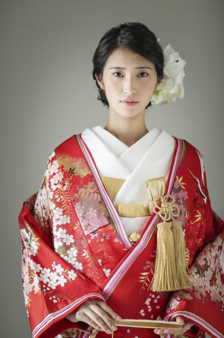 桜鶴八重 2枚目