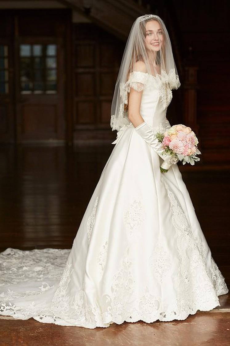 WEDDING DRESS 005 1枚目