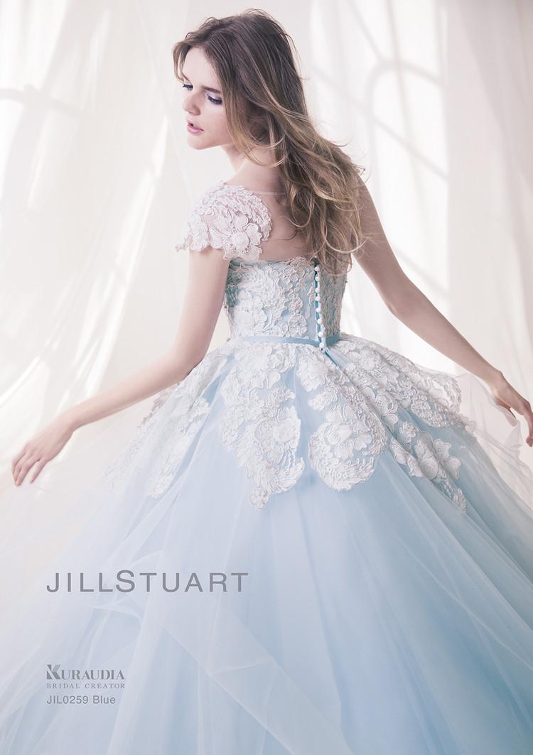 【JILLSTUART】 JIL0259 Blue 3枚目