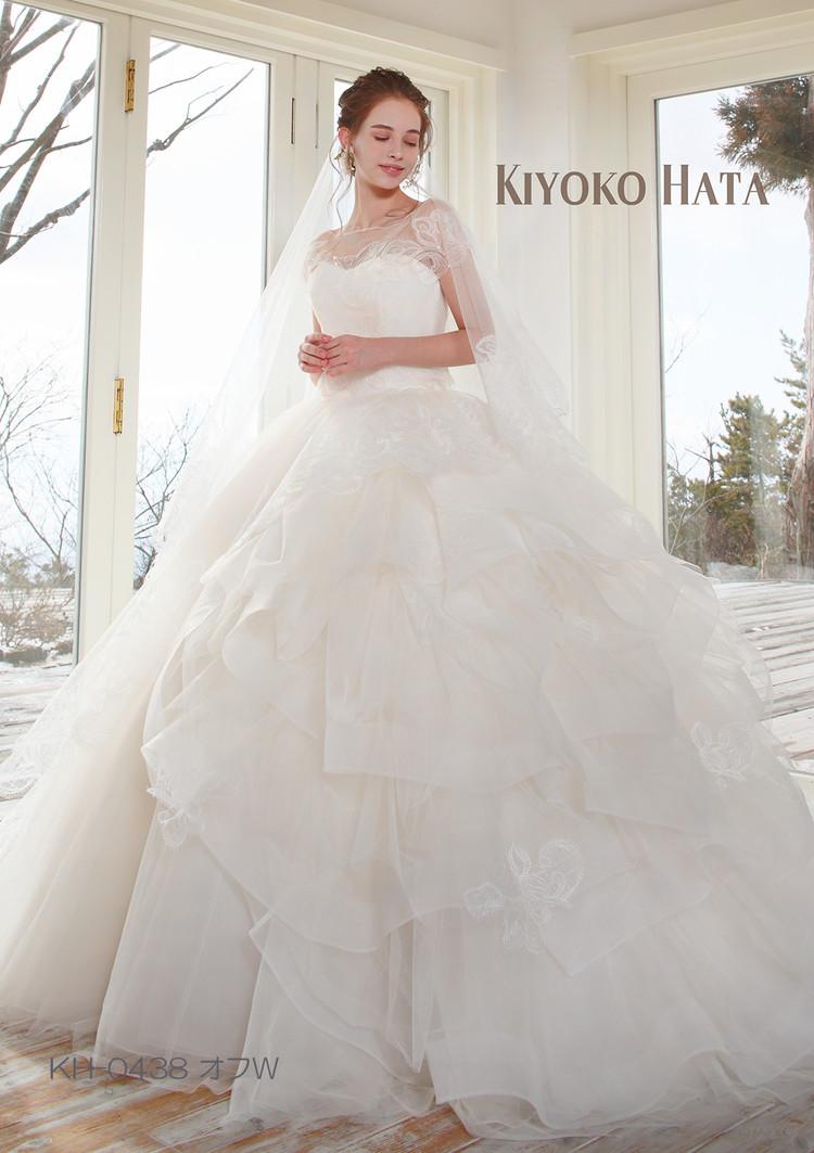 【KIYOKO HATA】 KH-0438 Off White 1枚目