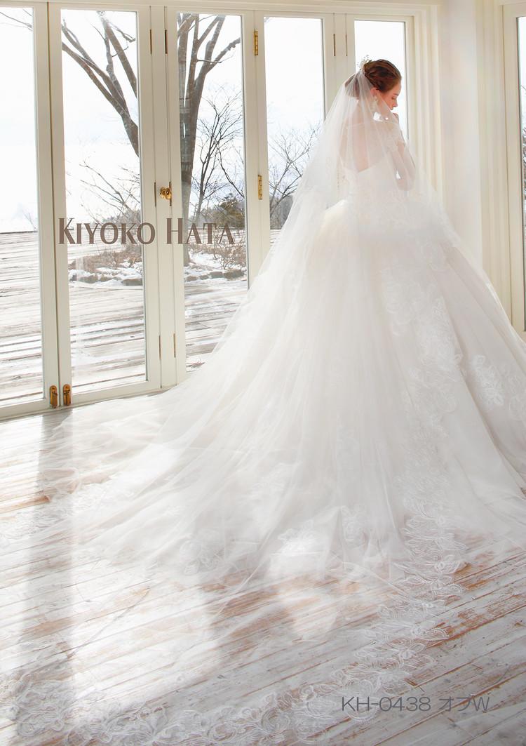 【KIYOKO HATA】 KH-0438 Off White 2枚目