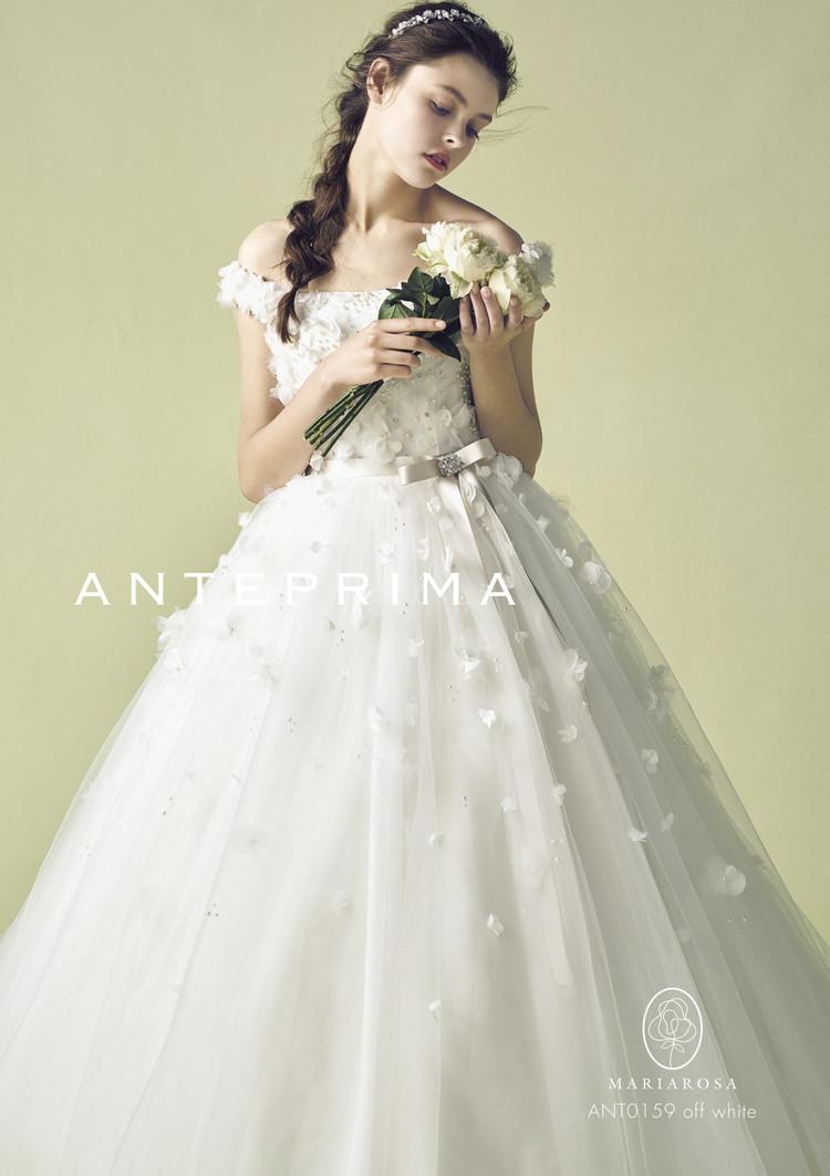 【ANTEPRIMA】 ANT0159 off white 1枚目